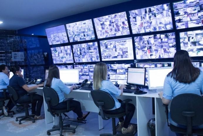 Inspetor empresa de segurança e monitoramento