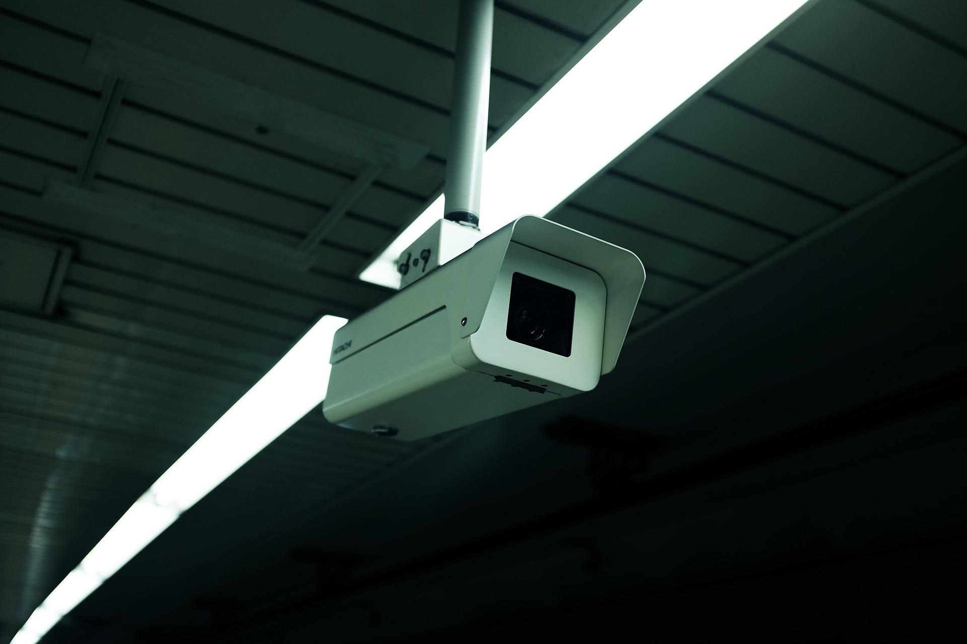 Inspetor empresa de tecnologia e segurança