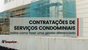 Contratações de Serviços Condominiais